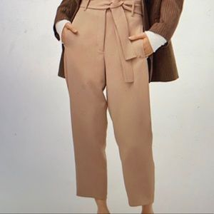 Wilfred Tie Front Pants